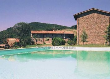 Thumbnail 8 bed farmhouse for sale in Gubbio, Umbria, Italy