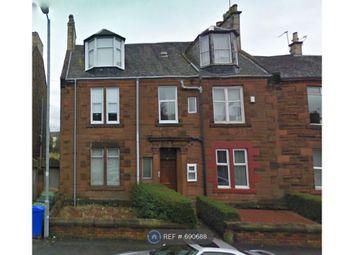 Thumbnail 1 bed flat to rent in Fullarton Street, Kilmarnock