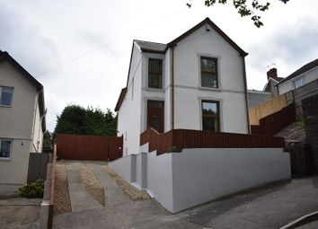 Thumbnail 4 bed detached house for sale in Cwmbath Road, Morriston, Swansea