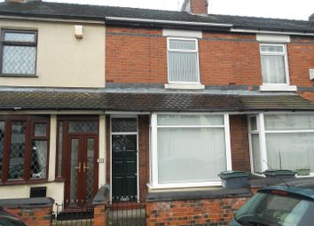 Thumbnail 2 bed terraced house to rent in Louise Street, Burslem, Stoke-On-Trent