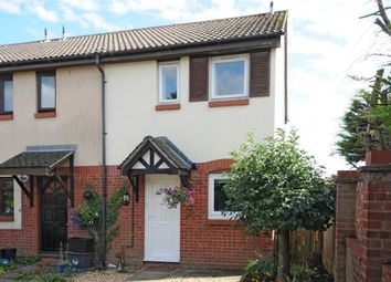 Thumbnail 2 bedroom end terrace house to rent in Lovatt Close, Carterton