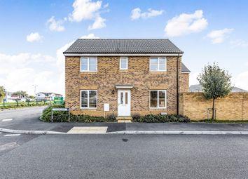 Thumbnail 3 bed detached house for sale in Llys Tre Dwr, Waterton, Bridgend
