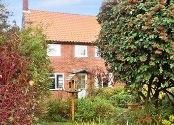 Thumbnail 3 bed semi-detached house for sale in The Street, Cratfield, Halesworth