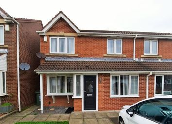 3 bed semi-detached house for sale in Whinchat Close, Hartlepool TS26