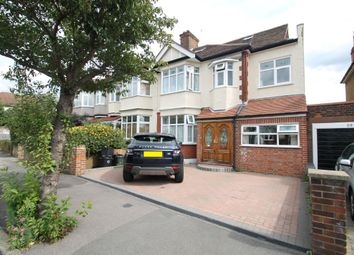 Thumbnail 5 bedroom semi-detached house to rent in Cranbourne Avenue, Wanstead