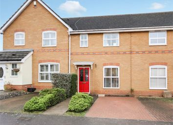 Thumbnail 3 bed terraced house for sale in Wallace Drive, Wickford