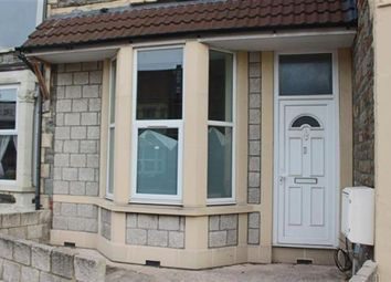 Thumbnail 5 bedroom terraced house to rent in Staple Hill Road, Fishponds, Bristol