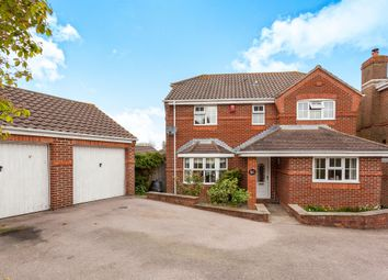 Thumbnail 4 bed detached house for sale in Bowater Road, Maidenbower, Crawley