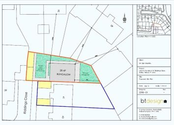 Land for sale in Riddings Close, Ketley, Telford TF1