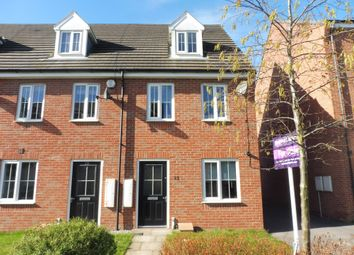 Thumbnail 3 bedroom town house for sale in Oak Drive, Middleton, Leeds