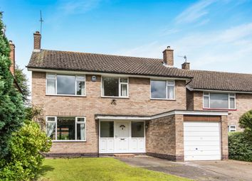 Thumbnail 4 bed detached house for sale in Holden Crescent, Nuthall, Nottingham