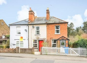 Thumbnail 2 bed terraced house for sale in Sunningdale, Berkshire