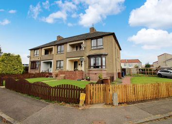 Thumbnail 2 bed flat for sale in Cousland Crescent, Seafield