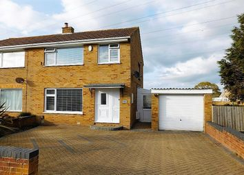 3 bed semi-detached house for sale in Harkwood Drive, Hamworthy, Poole, Dorset BH15