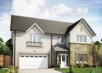 "Thumbnail 5 bed detached house for sale in ""The Lewis"" at Lowrie Gait, South Queensferry"