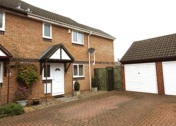 Thumbnail 3 bedroom end terrace house for sale in Olive Grove, Swindon