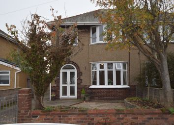 Thumbnail 3 bed semi-detached house for sale in Strathmore Avenue, Walney, Barrow-In-Furness