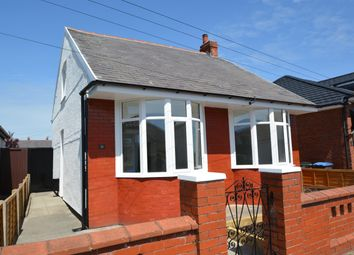 Thumbnail 4 bed detached bungalow for sale in Harcourt Road, Blackpool