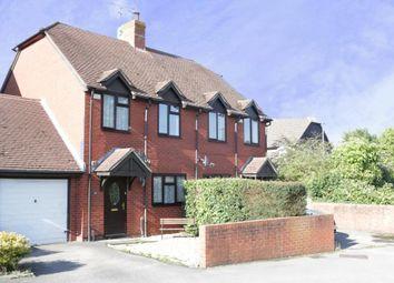 Thumbnail 3 bedroom semi-detached house for sale in Chaldon Green, Lychpit, Basingstoke