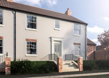 Thumbnail 4 bed semi-detached house for sale in Plot 10, Woldgate Pastures, Kilham
