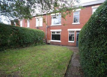 3 bed terraced house for sale in Hawthorn Road, Ashington NE63