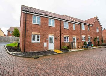 Thumbnail 3 bed end terrace house for sale in Brooks Warren, Cranbrook, Exeter