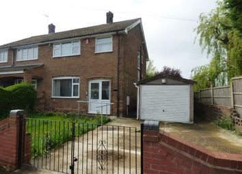 Thumbnail 3 bed semi-detached house for sale in Sutton Close, Sutton-In-Ashfield, Nottinghamshire