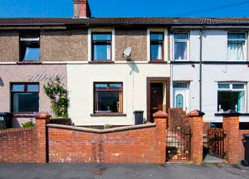 Thumbnail 3 bed terraced house for sale in Pleasant View, Aberfan