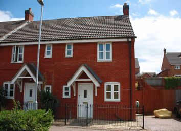 Thumbnail 2 bed semi-detached house to rent in The Stook, Daventry