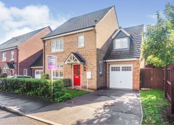 Thumbnail 4 bed detached house for sale in Four Seasons Close, Dunholme, Lincoln