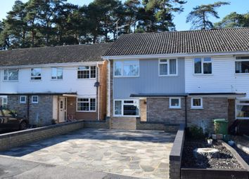 Thumbnail 3 bed end terrace house for sale in Roxburgh Close, Camberley