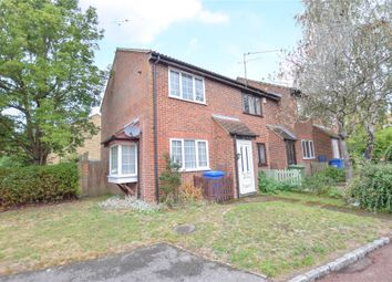 Thumbnail 2 bed end terrace house to rent in Cross Gates Close, Martins Heron, Bracknell, Berkshire
