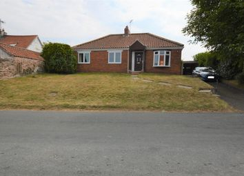 Thumbnail 3 bed detached bungalow for sale in Folkton, Scarborough