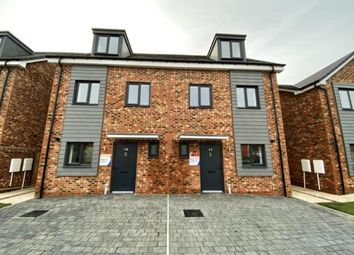 Thumbnail 3 bed semi-detached house for sale in Elm Gardens, Middleton St George, Darlington