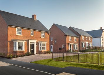 "Thumbnail 4 bed detached house for sale in ""Bradgate"" at Kentidge Way, Waterlooville"