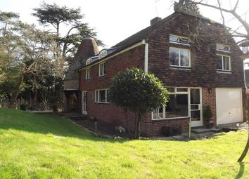 Thumbnail 4 bed detached house to rent in Station Road, Durgates, Wadhurst