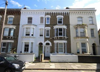 Thumbnail 4 bed flat to rent in Santley Street, London