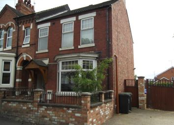 Thumbnail 1 bed flat to rent in 255 Wellingborough Road, Rushden