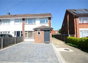 Thumbnail 5 bed end terrace house for sale in Whites Road, Farnborough, Hampshire