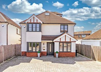 Thumbnail 4 bed detached house for sale in Burston Drive, St Albans, Hertfordshire