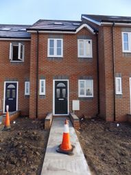 Thumbnail 3 bed terraced house to rent in Cradley Heath, West Midlands