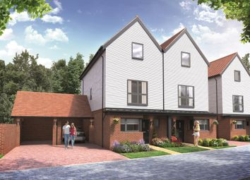 Thumbnail 3 bed detached house for sale in Chilmington Lakes, Great Chart, Ashford