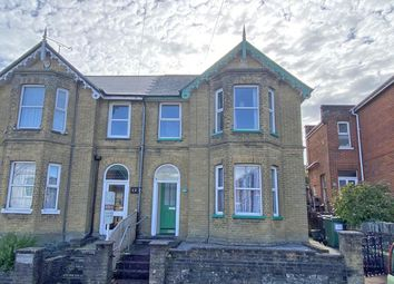 Thumbnail 4 bed semi-detached house for sale in Well Street, Ryde