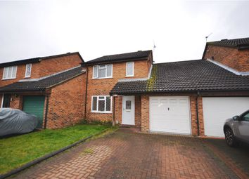 Thumbnail 4 bed link-detached house for sale in Elveden Close, Lower Earley, Reading