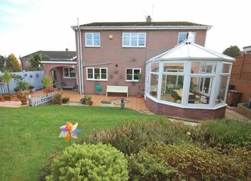 Thumbnail 4 bed detached house for sale in Brackenfield Rise, Ravenshead, Nottinghamshire