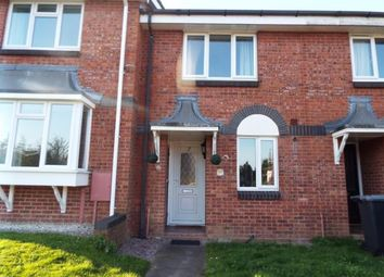Thumbnail 2 bed terraced house for sale in Mallard Close, Redditch, Worcestershire