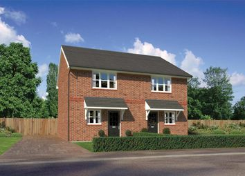 "Thumbnail 3 bed mews house for sale in ""Aston"" at Scotchbarn Lane, Whiston, Prescot"