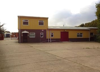 Thumbnail Light industrial for sale in 11 Basey Road, Rackheath Industrial Estate, Norwich