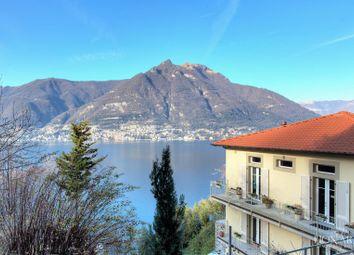 Thumbnail 6 bed villa for sale in Faggeto Lario, Como, Lombardia