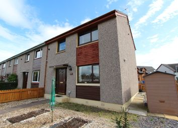 3 bed end terrace house for sale in 28 Cauldeen Road, Hilton, Inverness IV2